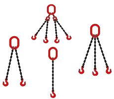 單、雙、三、四腿成套索具(ZS0803)