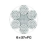 6×37(b)類圓股鋼絲繩(ZS0303)