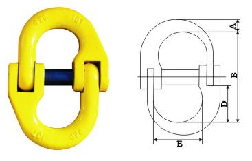 鏈條連接環和調節器(ZS0805)